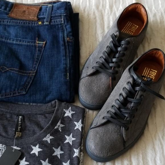 Frye Other - 💥NWOB FRYE Walker Low Lace Shoe